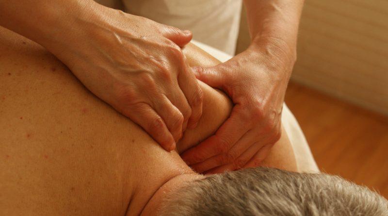 Douleur de l'épaule